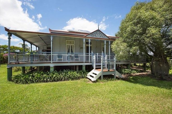 Picture of 1657 Wallaville-Goondoon Road, WALLAVILLE QLD 4671
