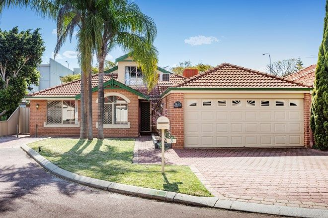 Picture of 8 Selwyn Place, RIVERVALE WA 6103