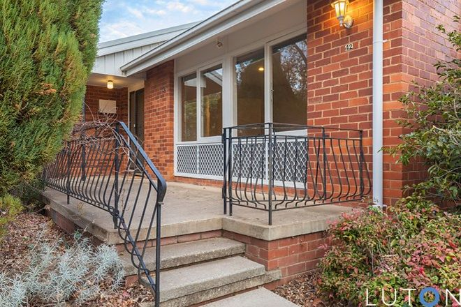 Picture of 42 Bonython Street, DOWNER ACT 2602