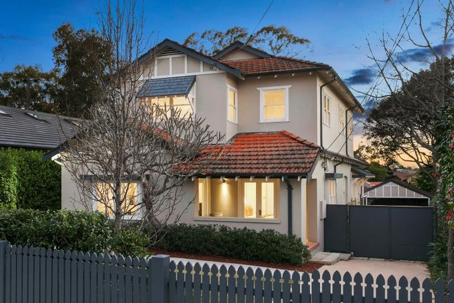 Picture of 42 Moore Street, ROSEVILLE NSW 2069
