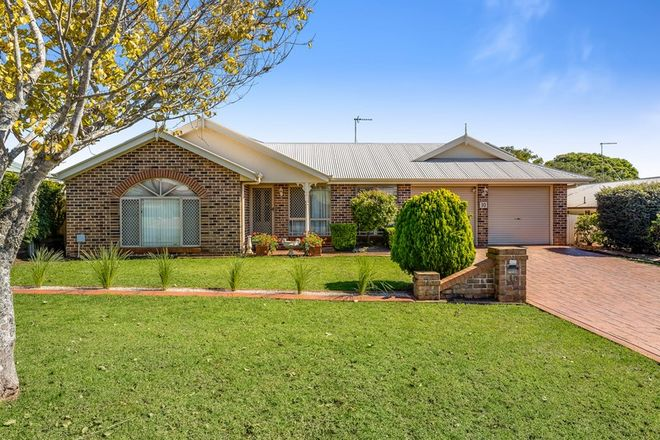 Picture of 10 Bouganvillea Drive, MIDDLE RIDGE QLD 4350