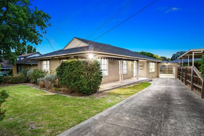 Picture of 11 Balmoral Avenue, BUNDOORA VIC 3083