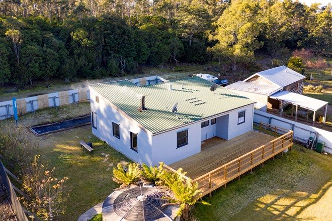Picture of 12783 Highland Lakes Road, GOLDEN VALLEY TAS 7304