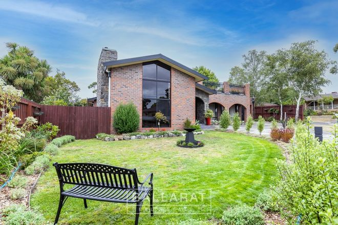 Picture of 3 Sainsbury Court, MOUNT CLEAR VIC 3350