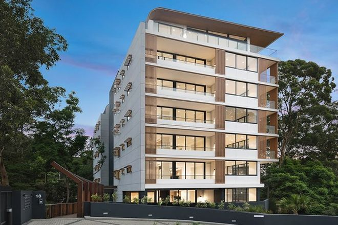 Picture of 18 Freeman  Road, CHATSWOOD NSW 2067