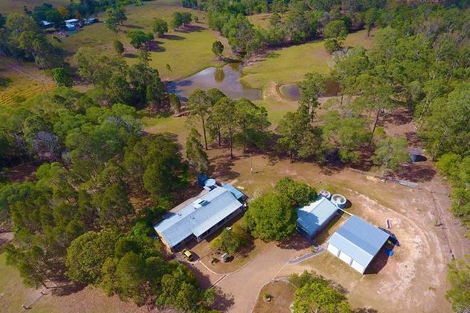 Picture of 41 Rawlins Road, CHATSWORTH QLD 4570