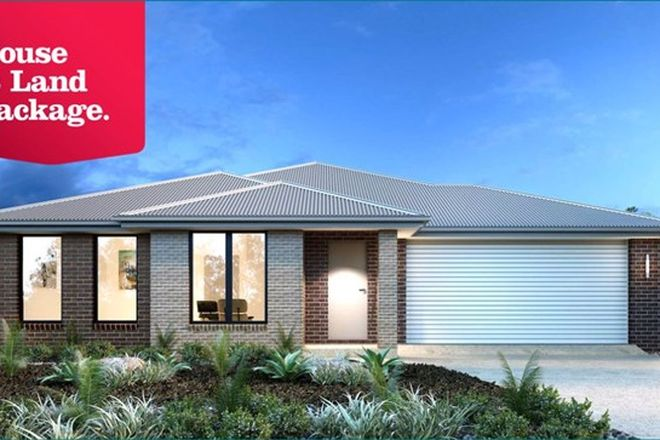 Picture of Lot 109 Harkness Road, MADDINGLEY VIC 3340