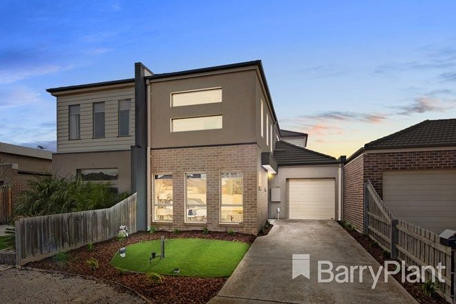 Picture of 1/10 Annarosa Court, WERRIBEE VIC 3030