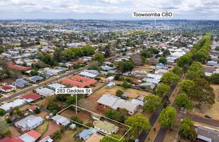 Picture of 283 Geddes Street, Centenary Heights QLD 4350