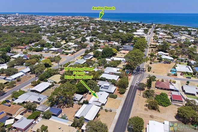 Picture of 59 Yeedong Road, FALCON WA 6210