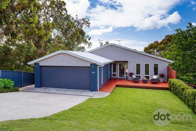 Picture of 137A Donnelly Road, ARCADIA VALE NSW 2283