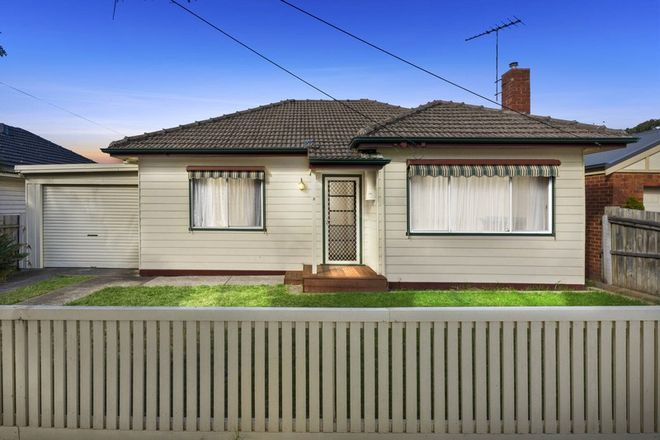 Picture of 3 Scarlett Street, GEELONG WEST VIC 3218
