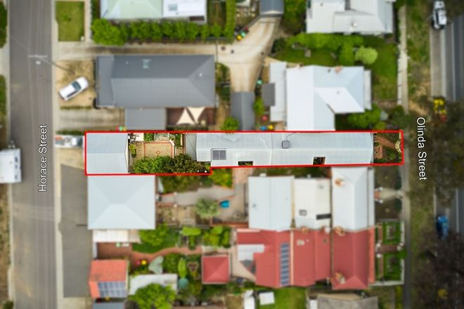 Picture of 97 Olinda Street, QUARRY HILL VIC 3550