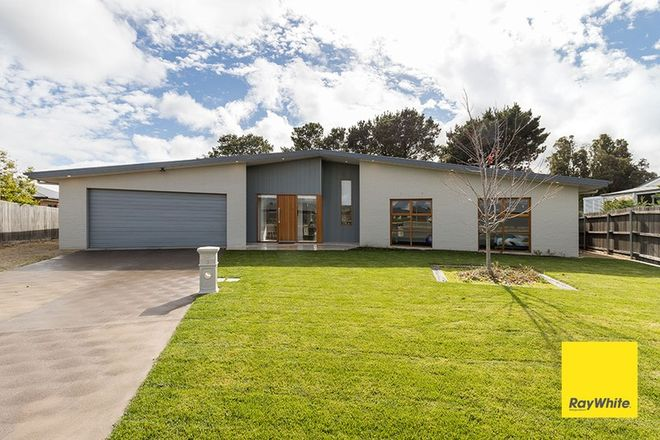 Picture of 3 Carnell Close, BUNGENDORE NSW 2621