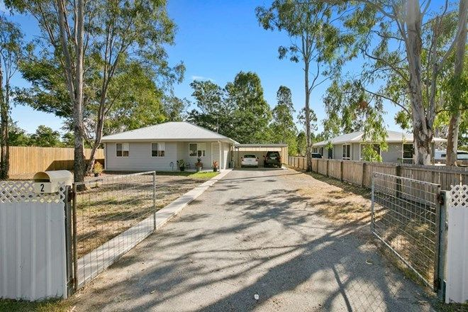 Picture of 2 Fraser Street, KILKIVAN QLD 4600