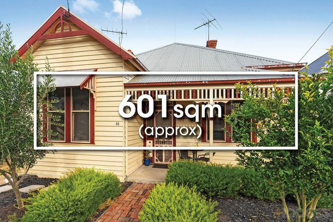 Picture of 55 O'Connell Street, GEELONG WEST VIC 3218