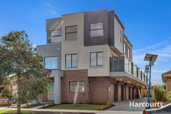 Picture of 2 & 5/112 Jukes Road, FAWKNER VIC 3060