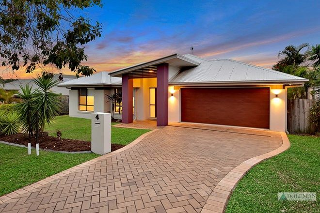 Picture of 4 Emmaville Crescent, ORMEAU QLD 4208