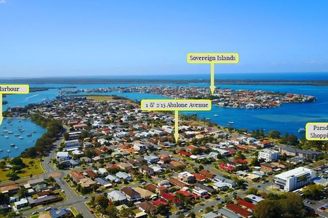Picture of 1/15 Abalone Avenue, PARADISE POINT QLD 4216