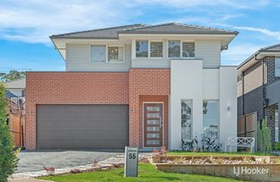 Picture of 55 Cocoparra Circuit, North Kellyville NSW 2155