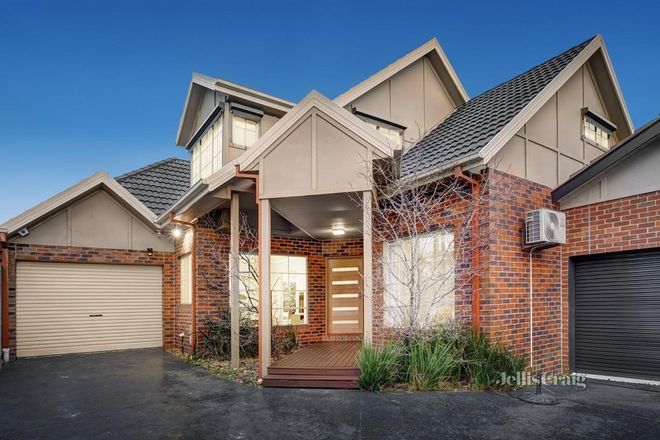 Picture of 2/40 Cadby Avenue, ORMOND VIC 3204