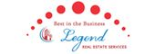 Logo for LEGEND REAL ESTATE