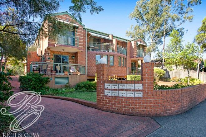 Picture Of 9 8 Rochester Street HOMEBUSH NSW 2140