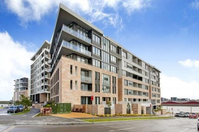 Picture of 803/36 Shoreline Drive, RHODES NSW 2138