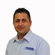 Chris Kostopoulos, Sales representative