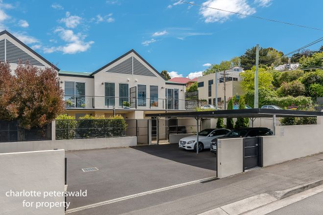 Picture of 4/54 Quayle Street, SANDY BAY TAS 7005