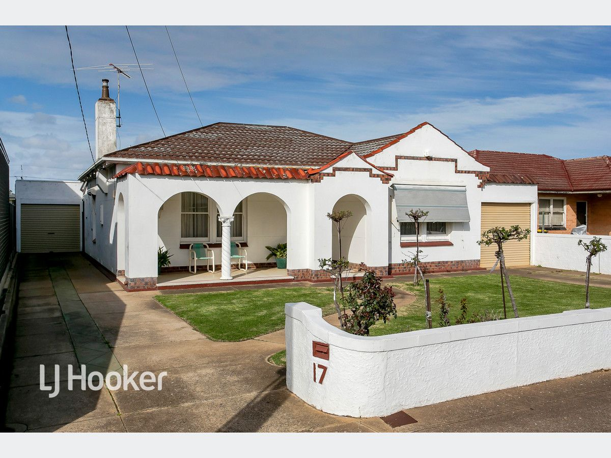 3 bedrooms House in 17 Captain Cook Avenue FLINDERS PARK SA, 5025