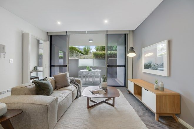 Picture of 208/1 Hirst Street, ARNCLIFFE NSW 2205