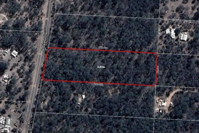 Picture of 125 Brocklehurst Street, WATTLE CAMP QLD 4615
