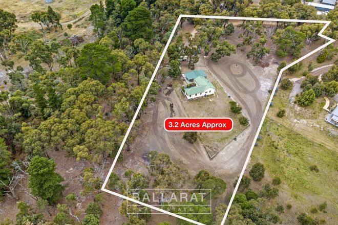 Picture of 12 Acacia Court, LINTON VIC 3360