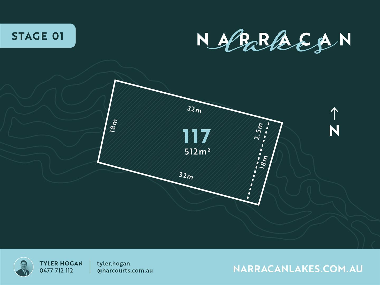 Lot 117 Narracan Lakes, Newborough VIC 3825, Image 0