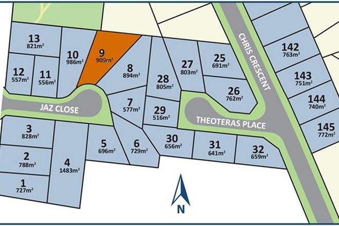 Picture of Lot 9 Astoria Park, TRARALGON VIC 3844