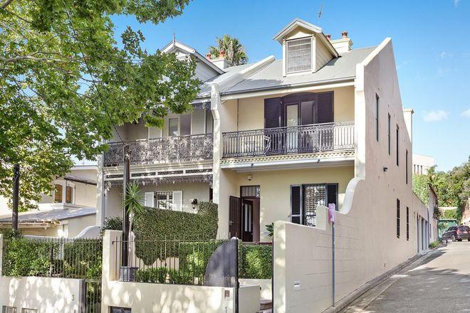 Picture of 1 Oswald Lane, DARLINGHURST NSW 2010