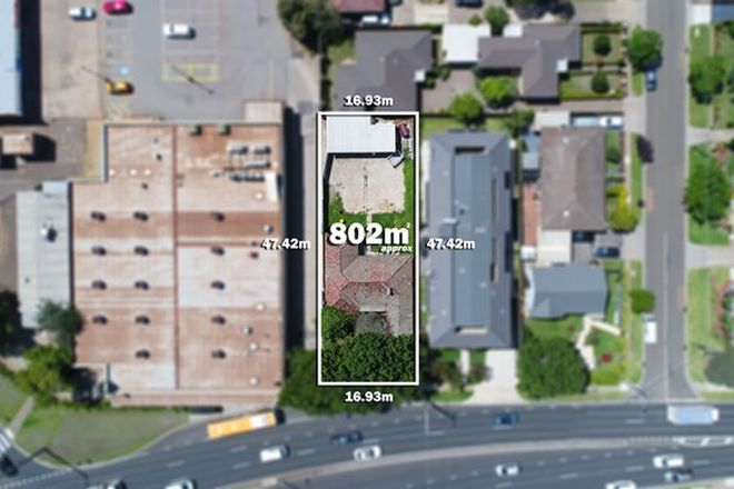 Picture of 212 Warrigal Road, OAKLEIGH SOUTH VIC 3167