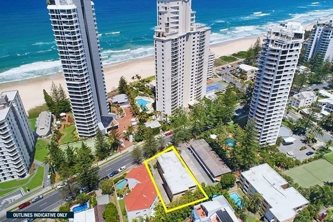 Picture of 73 Old Burleigh Road, SURFERS PARADISE QLD 4217
