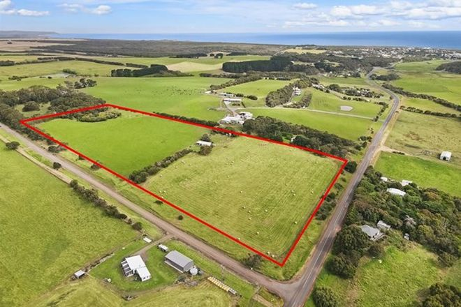 Picture of 20 Currells Road, PORT CAMPBELL VIC 3269