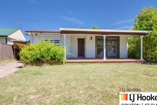 Picture of 21 Leonard Street, COLYTON NSW 2760