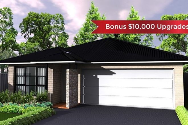 Picture of Lot 1826 Rochester Street, GREGORY HILLS NSW 2557