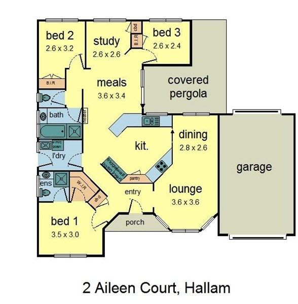 2 Aileen Court, Hallam VIC 3803, Image 3