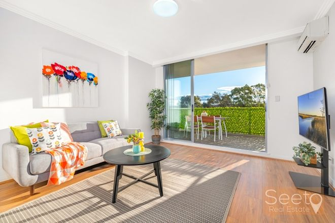 Picture of F208/81-86 Courallie  Avenue, HOMEBUSH WEST NSW 2140
