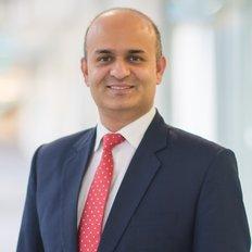 Vivek Kanwar, Sales representative