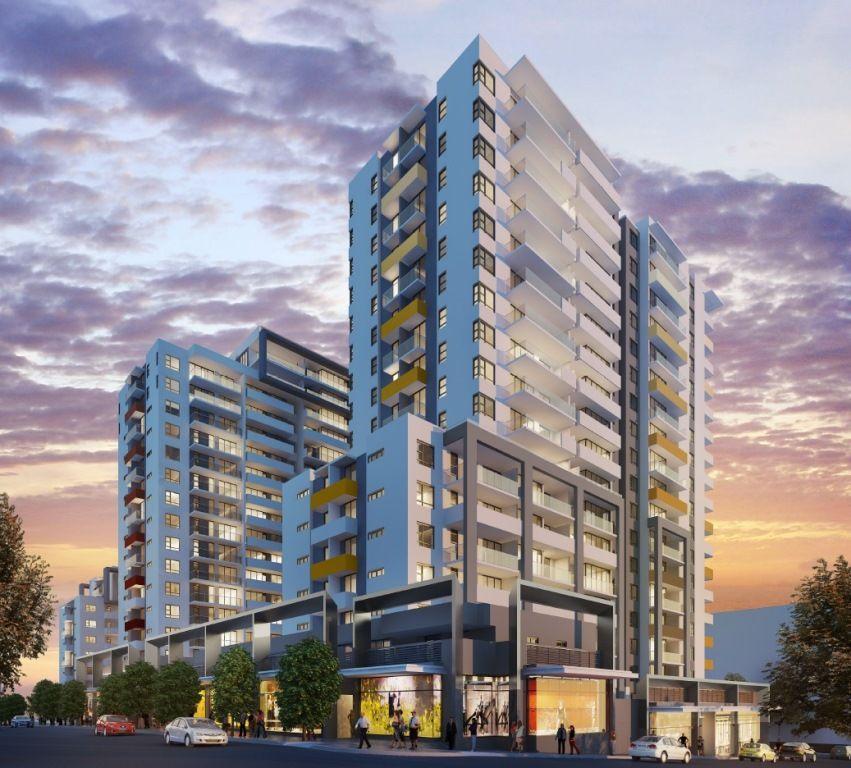Level 8, 2 Bed/39-47 Belmore Street, Burwood NSW 2134, Image 0