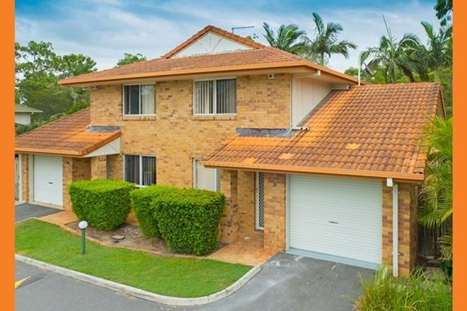 Picture of 37/122 Johnson Road, HILLCREST QLD 4118