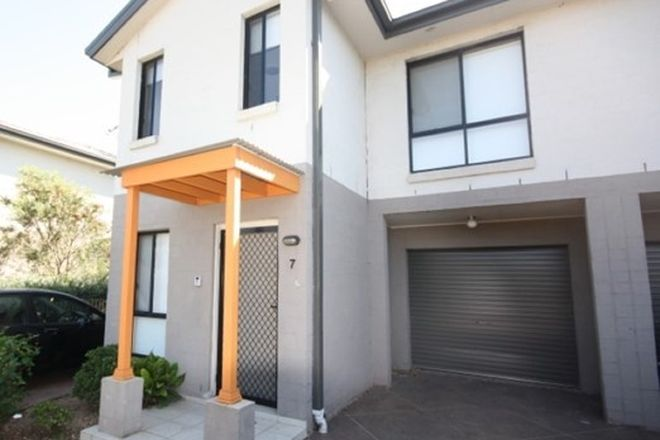 Picture of 7/115 Hartington Street, ROOTY HILL NSW 2766