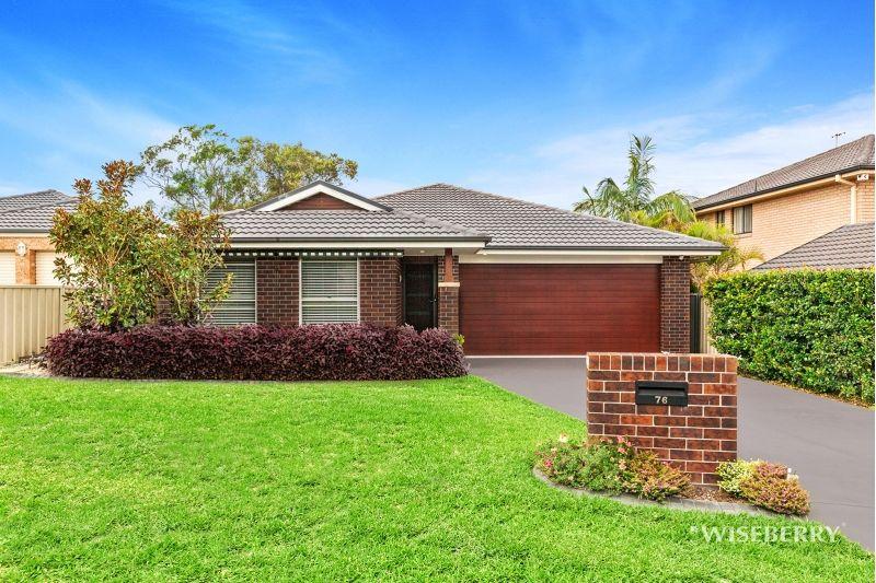 76 White Swan Avenue, Blue Haven NSW 2262, Image 0