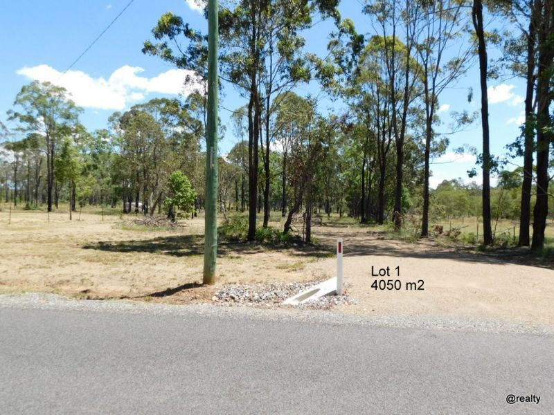 Lot 1 Crumpton Drive, Blackbutt QLD 4314
